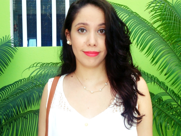2- LOOK DO DIA CORAL 1