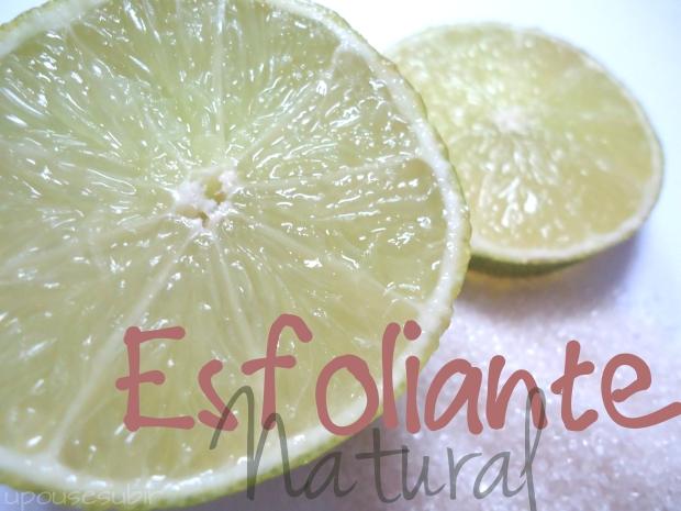 1- Esfoliante Natural 1